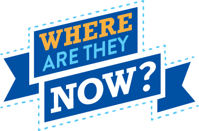 Where are they now logo