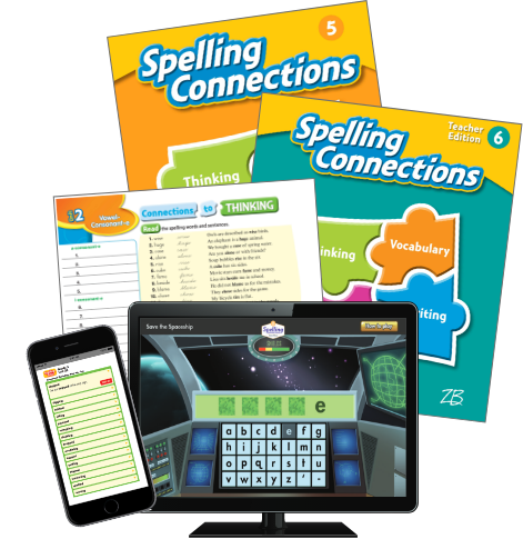 Spelling Connection product image