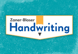 Zaner-Bloser Handwriting 2020