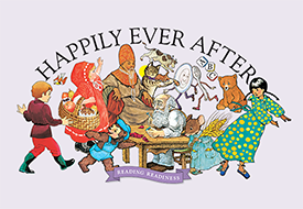 Happily Ever After reading program