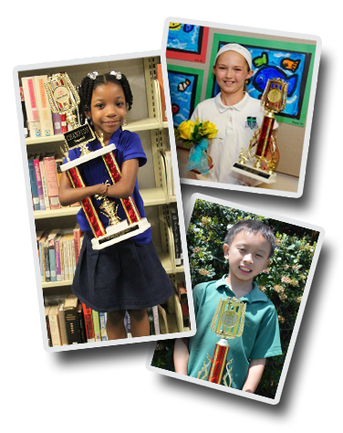 2016 Handwriting Contest Winners