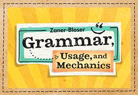 Grammar Usage and Mechanics