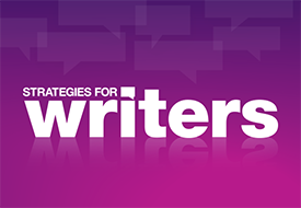 Strategies for Writers