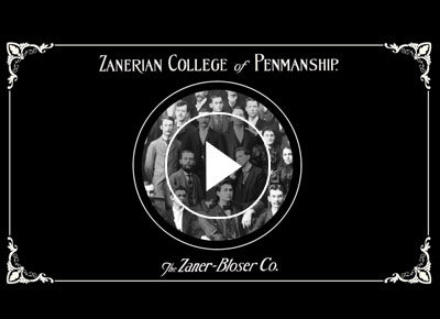 History of Zaner-Bloser Video