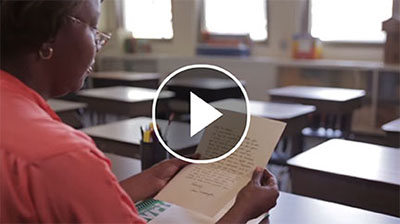 Your Classroom. Their Future. Video
